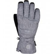 KILPI Pánské rukavice ENDINO DM0402KIGRY Šedá M