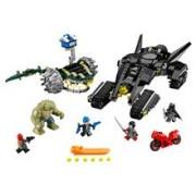 Lego - Super Heroes - Batman Lovitura Din Canal Killer Croc