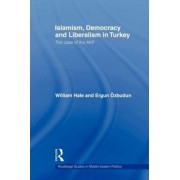 Islamism, Democracy and Liberalism in Turkey by William Hale