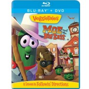 Moe and the Big Exit Blu-Ray