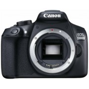 "Aparat Foto D-SLR Canon EOS 1300D Body, 18 MP, Ecran 3"" LCD, Filmare Full HD (Negru)"