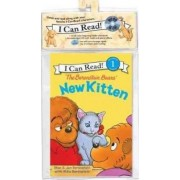 The Berenstain Bears' New Kitten Book and CD by Jan Berenstain