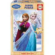 Educa 16373 - Puzzle 100 Frozen