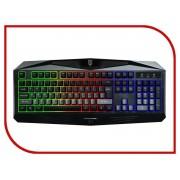 Клавиатура Jet.A GamingLine K16 LED Black