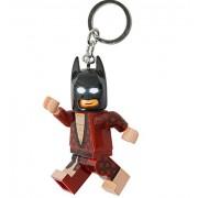 LEGO Batman Movie - Kimono Batman - LED Key Chain Light with Illuminating Face