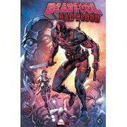 Deadpool: Bad Blood by Rob Liefeld