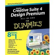 Adobe Creative Suite 4 Design Premium All-in-one for Dummies by Jennifer Smith