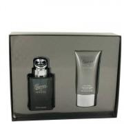 Gucci Eau De Toilette Spray 3 oz / 88.72 mL + After Shave Balm 2.5 oz / 73.93 mL Gift Set Men's Fragrance 461715