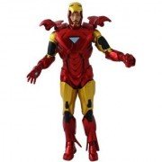 Official Iron Man with opening Helmet Hands Action Figure!!!