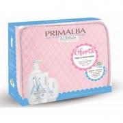 A-Derma mala Maternidade Rosa- Primalba gel lavante suave 500ml+Primalba creme zona da fralda 100ml+Primalba creme cocon 100 ml