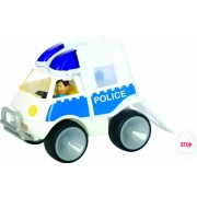 Gowi Toys Austria Police Van With Police Play Figures