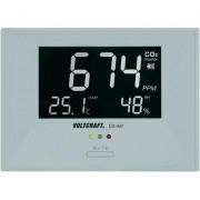 Levegőminőség jelzés irodahelyiséghez, helyiség levegő mérőműszer, Voltcraft CO-60 (101300)