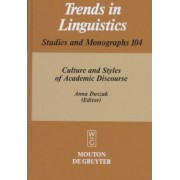 Culture and Styles of Academic Discourse by Anna Duszak