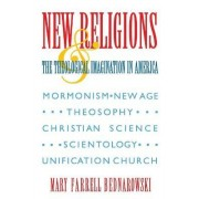 New Religions and the Theological Imagination in America by Mary Farrell Bednarowski