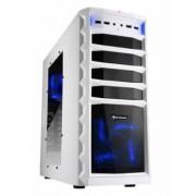 Sharkoon REX3 Value Edition - Midi-Tower White/Black / Window-Kit