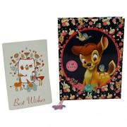Disney Bambi Agenda Escolar Diario 12 Meses