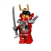 Lego Ninjago Minifigure Nya Samurai X Female Red Ninja (70728)