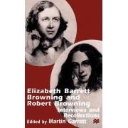 Elizabeth Barrett Browning and Robert Browning by Na Na
