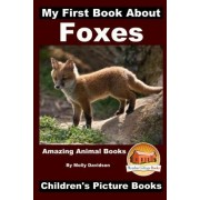 My First Book about Foxes - Amazing Animal Books - Children's Picture Books by Molly Davidson