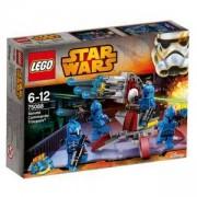 Конструктор ЛЕГО СТАР УОРС - Войска на сената, LEGO Star Wars, 75088