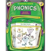 Phonics, Homework Helpers, Grade K by Frank Schaffer Publications