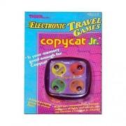 """Copycat Jr."" Electronic Handheld Game, Model 92-004, Tiger Electronics, 1996"