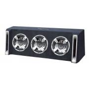 Lanzar VCHB310 Subwoofer (3000 W), color negro