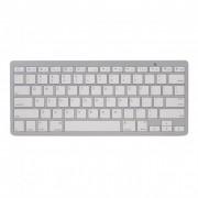 Wit Bluetooth keyboard draadloos toetsenbord