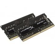 KINGSTON SODIMM DDR4 16GB (2x8GB kit) 2400MHz HX424S14IBK2/16 HyperX Impact