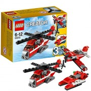 Lego Creator Red Thunder, Multi Color