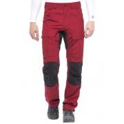 Lundhags Authentic - Pantalon Homme - long rouge 56 Pantalons