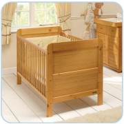 East Coast Dilham Cot Bed