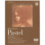 Strathmore 400 Series Pastel Pads (11 In. X 14 In.) 1 Pcs Sku# 1835298 Ma