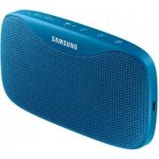 Boxa Portabila Samsung Level Box Slim EO-SG930CLEGWW, Bluetooth, Rezistenta la picaturi (Albastru)