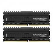Memorie Crucial Ballistix Elite 16GB (2x8GB) DDR4 2666MHz 1.2V CL16 Dual Channel Kit, BLE2C8G4D26AFEA