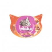 Whiskas Temptations met Rundvlees 60 g