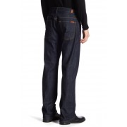 7 For All Mankind Austyn Relaxed Straight Leg Jeans DOWNTOWN D