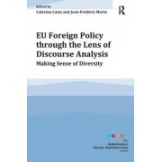 EU Foreign Policy Through the Lens of Discourse Analysis by Caterina Carta