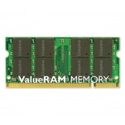 KINGSTON-Mémoire portable 1 Go DDR2-667 PC2-5300 (KVR667D2S5/1G)-