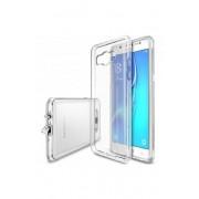 Husa Samsung Galaxy J5 2016 Ringke AIR CRYSTAL CLEAR + bonus folie Ringke Invisible Screen Defender