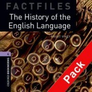 The Oxford Bookworms Library Factfiles: Level 4: the History of the English Language Audio CD Pack: 1400 Headwords by Brigit Viney