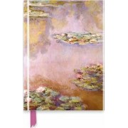 Monet: Waterlilies (Foiled Journal) by Flame Tree Studio