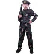 Overall Camouflage mt.152