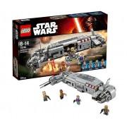 Lego Конструктор Lego Star Wars 75140 Лего Звездные Войны Военный транспорт Сопротивления