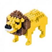 Leu. Set Constructie 3D Micro Cub - 200010