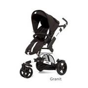 3-tec cadeira de passeio com alcofa granit - ABCDesign