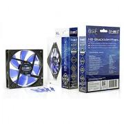 Noiseblocker NB-BlackSilentFan XL-1 120mm x 25mm Ultra Quiet Fan 1000 RPM 13dBA