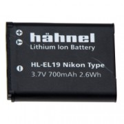 Hahnel HL-EL19 - acumulator replace pentru Nikon tip EN-EL19