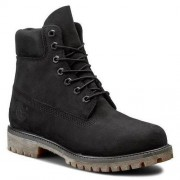 Timberland Trapery TIMBERLAND - 6 In Premium Boot A114V Black