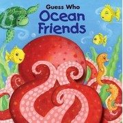 Guess Who Ocean Friends by Jodie Shepherd